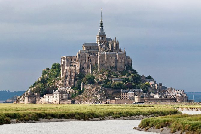Mont Saint Michel Shore Excursion Small Group Day Trip from Le Havre