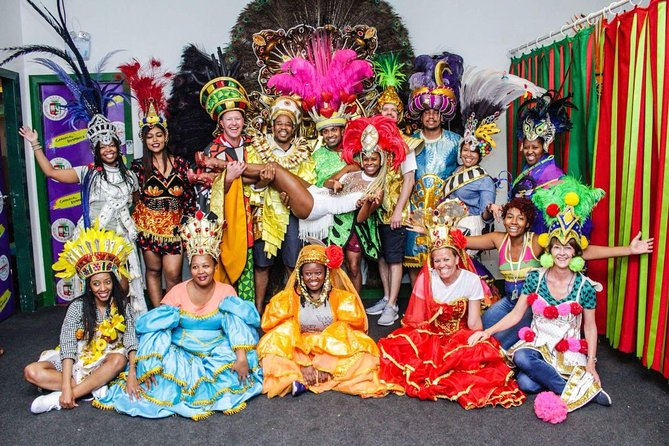 Carnaval Experience - Behind the Scenes of Rios Carnival in the City of Samba
