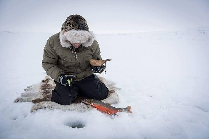 The secret arctic char lake