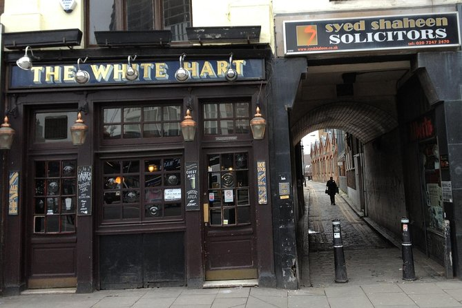 Jack The Ripper Pub Walking Tour 2021 London