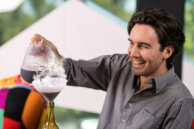 d'Arenberg McLaren Vale: The Blending Bench and 8-Course Degustation with Wine Pairing