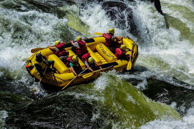 Raft the Zambezi photo 1