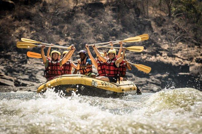Zambezi Half Day Rafting (AM)