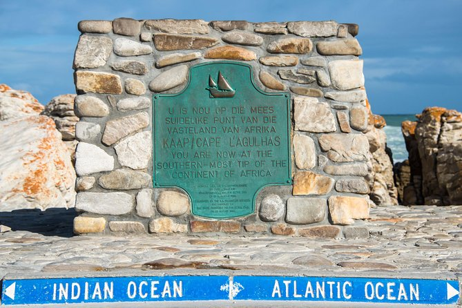 Cape Agulhas Full Day Private Tour from Cape Town