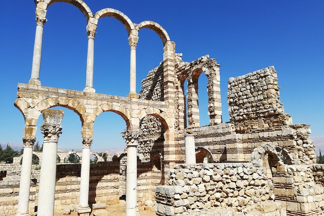 Small - Group Tour to Baalbek, Anjar & Ksara - Day Trip from Beirut