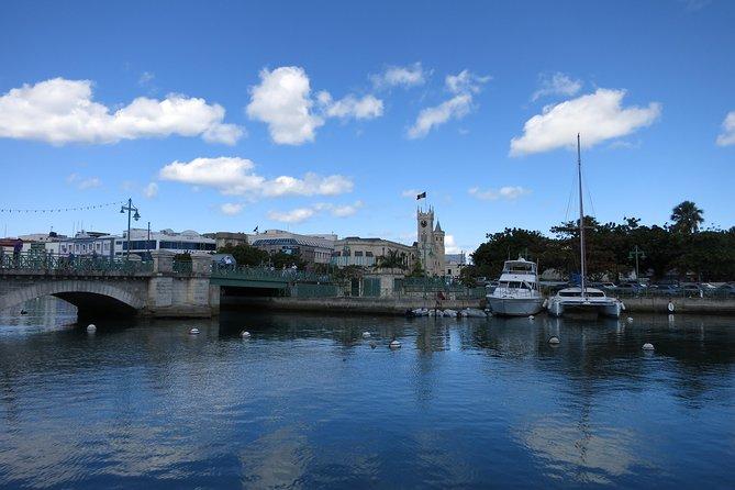 Recorrido a pie por Bridgetown en Barbados