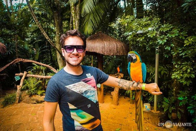 Foz do Iguaçu Waterfalls whit Bird Park