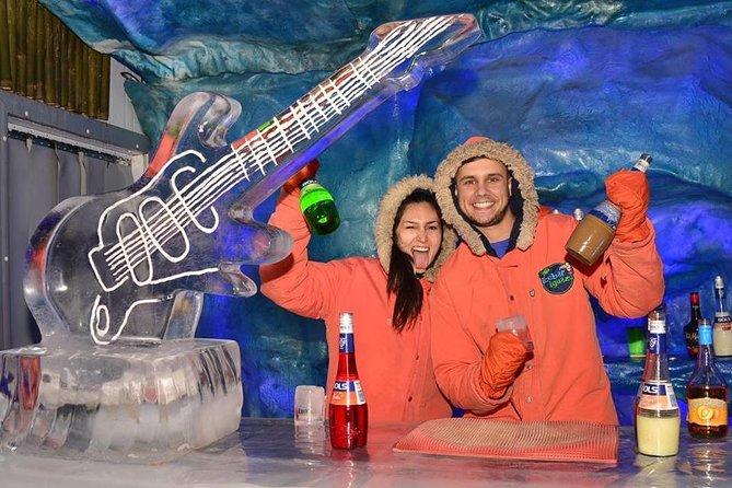 Experience at Ice Bar from Foz do Iguaçu
