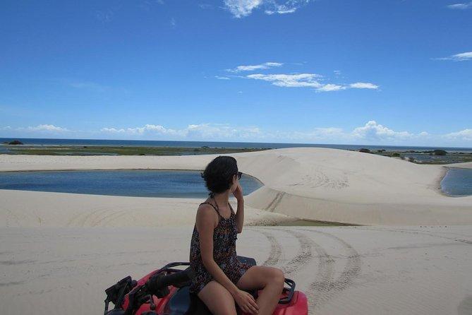 Hilux Tour in Tatajuba Beach from Jericoacoara