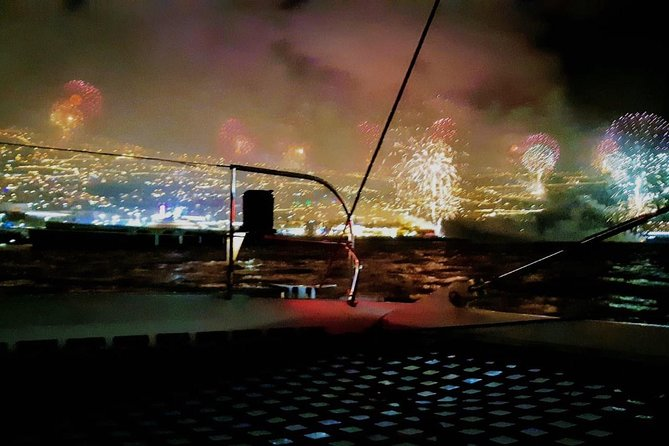 New Year's Eve Trip on Seaborn Catamaran photo 4