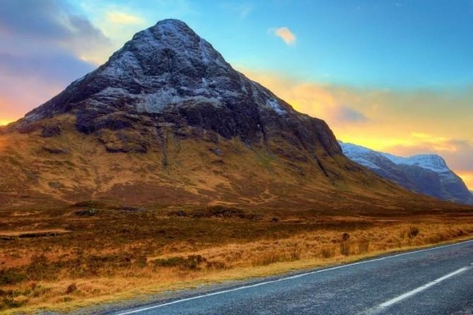 Glencoe Luxury Private Tour with Scottish Driver