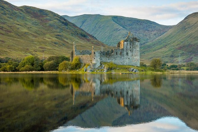 Loch Ness Luxury Private Tour with Scottish Driver