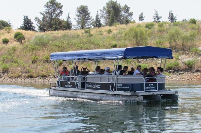 Full-Day Tour to Moura and Alqueva Dam with boat cruise