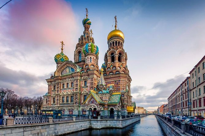Two Day St Petersburg Highlights City Shore Tour + Faberge Museum & All Palaces