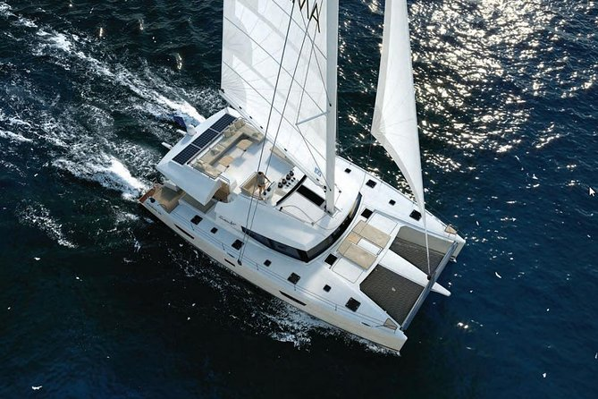Guadeloupe 8 days catamaran cruise, inc. food