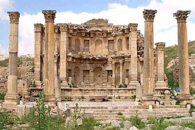 Private Full Day Jerash and Amman City Sightseeing Tour