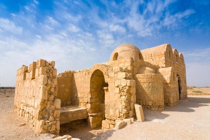 Private Tour Desert Castles Eastern Jordan with Shaumari Wildlife &Azraq Wetland