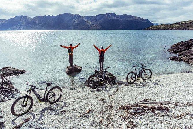 E-Bike & Boat - Millennium Track Wanaka