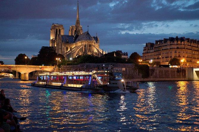 Eiffel Tower Access, Seine River Cruise & Paris Lights Evening Tour