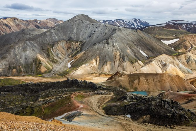 Landmannalaugar & Highlands of Iceland. Private Day Tour