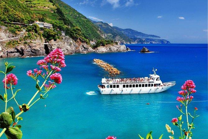 Cinque Terre Small Group Tour from Viareggio-Forte dei Marmi