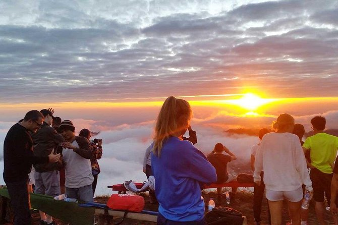 Mount Batur Sunrise Trekking with Breakfast At Top