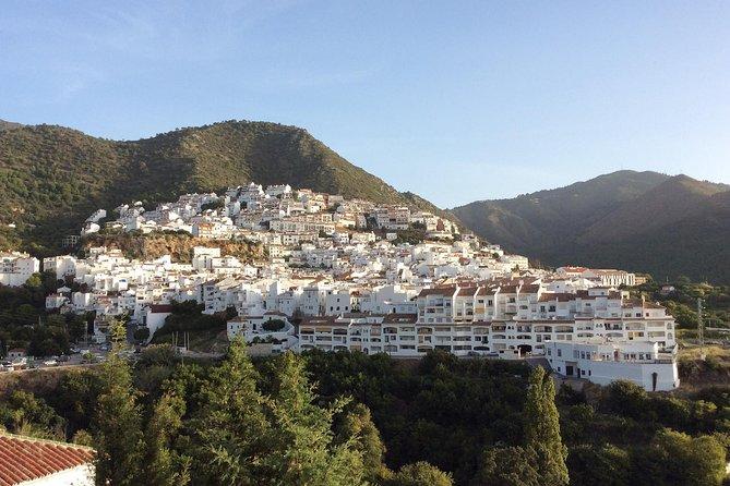 Ojen private half day trip from Marbella or Malaga