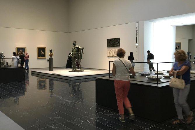 From Dubai : Abu Dhbai Tour Including Le Louvre Museum Ticket