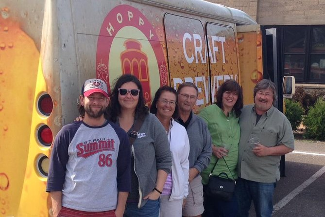 Craft Brewery Tour of Minneapolis