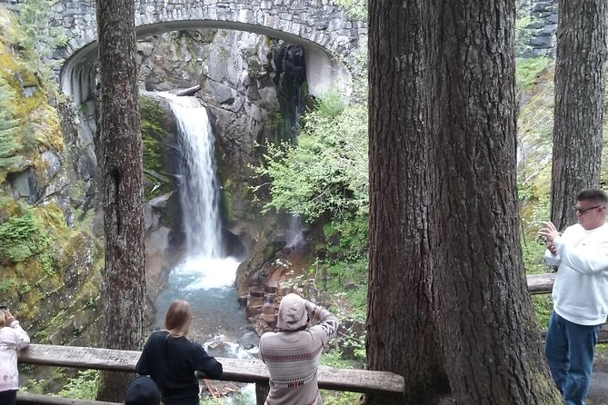 Full-Day Guided Mount Rainier Tour from Seattle with Transport