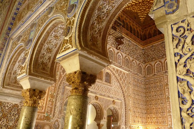 Alcazar of Seville Small GroupTour
