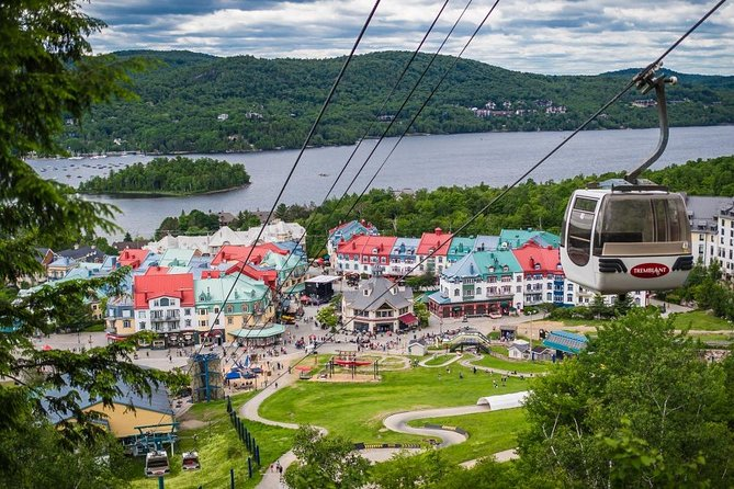 Mont Tremblant Private Day Tour from Montreal