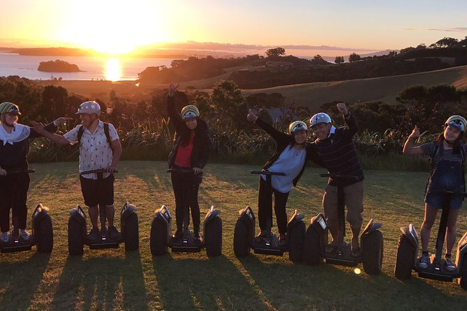 A Twilight Journey - Off road Segway