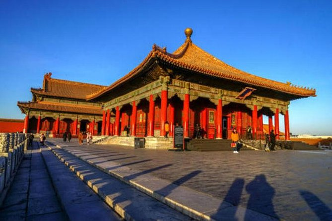 Forbidden City and Summer Palace no shopping day tour with lunch photo 7