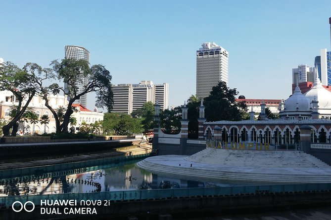 Walking heritage cum cultural Tour by Trilingual MOTAC guide,for1st timer in KL