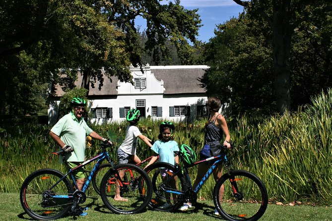 Franschhoek Experience Half Day - Private Tour