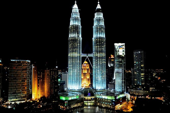 City of Lights - Kuala Lumpur Evening to Night Tour With Dinner