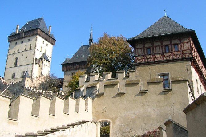 Karlstejn Castle Half Day Tour from Prague