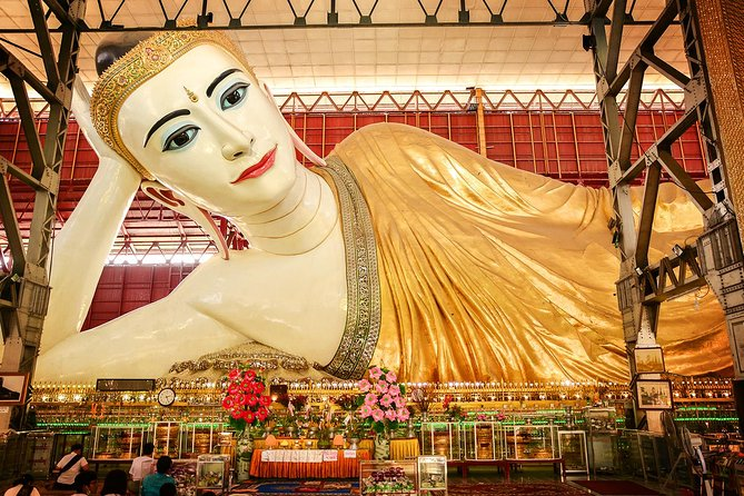 Private Full-Day Yangon City Highlights Tour