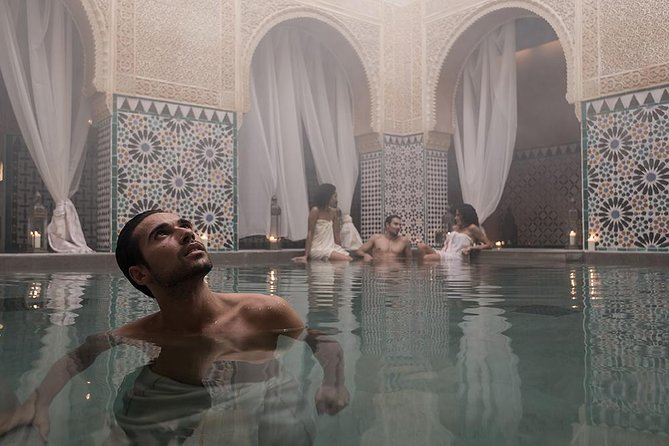 Arabian Baths Experience at Malaga's Hammam Al Andalus