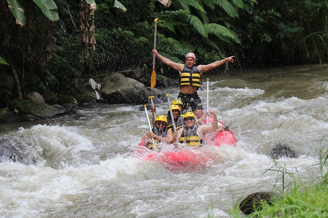 Bali White Water Rafting All Inclusive With Transportation and Lunch photo 1
