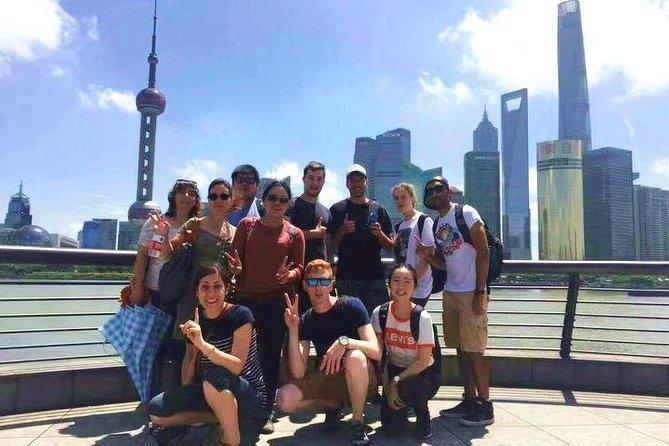 Classic Shanghai 8h Private Tour-Yuyuan Garden,The Bund+TV Tower Optional