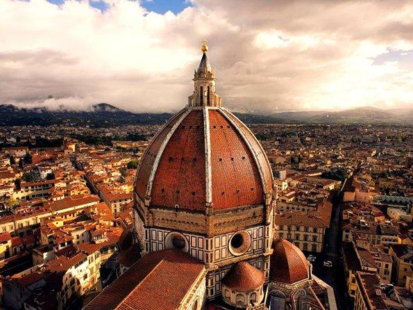 Florence: Private Cupola Climb Tour