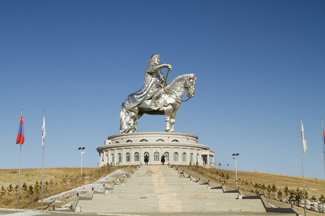 1 DAY TOUR: TERELJ NATIONAL PARK AND CHINGGIS STATUE