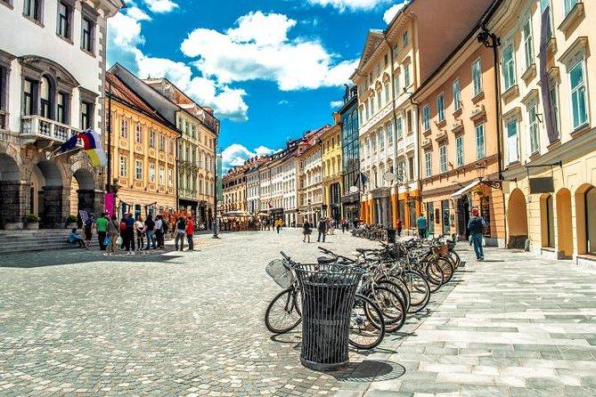 Daytrip from Zagreb to Ljubljana