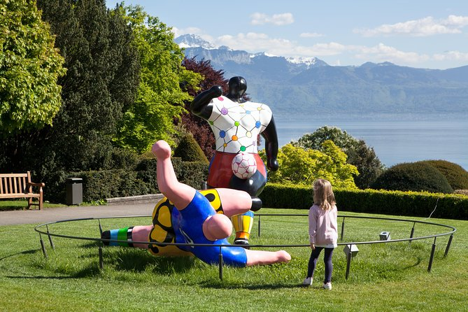 Riviera Line: Lausanne Olympic museum and return to Geneva by cruise