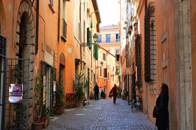 Walking tour of Trastevere and Rome's Jewish Ghetto