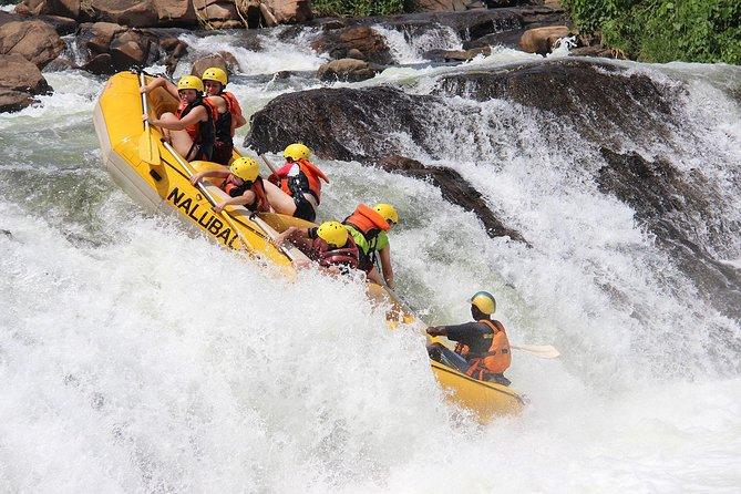 1 day Jinja Nile Rafting