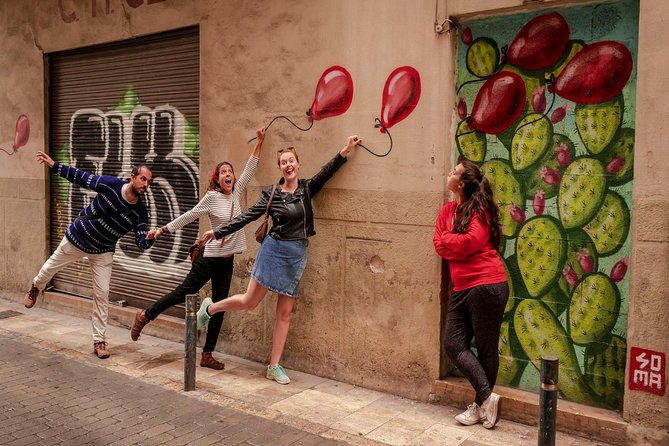 Lonely Planet Experiences: Colorful Street Art of Palma Small Group Walking Tour