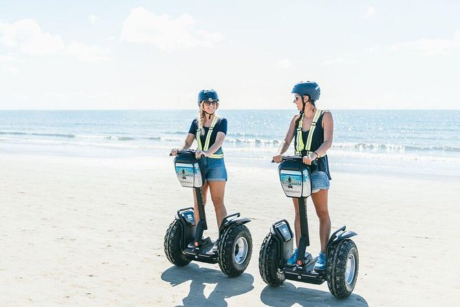 Guided Eco Segway Tours Four Mile Beach Port Douglas